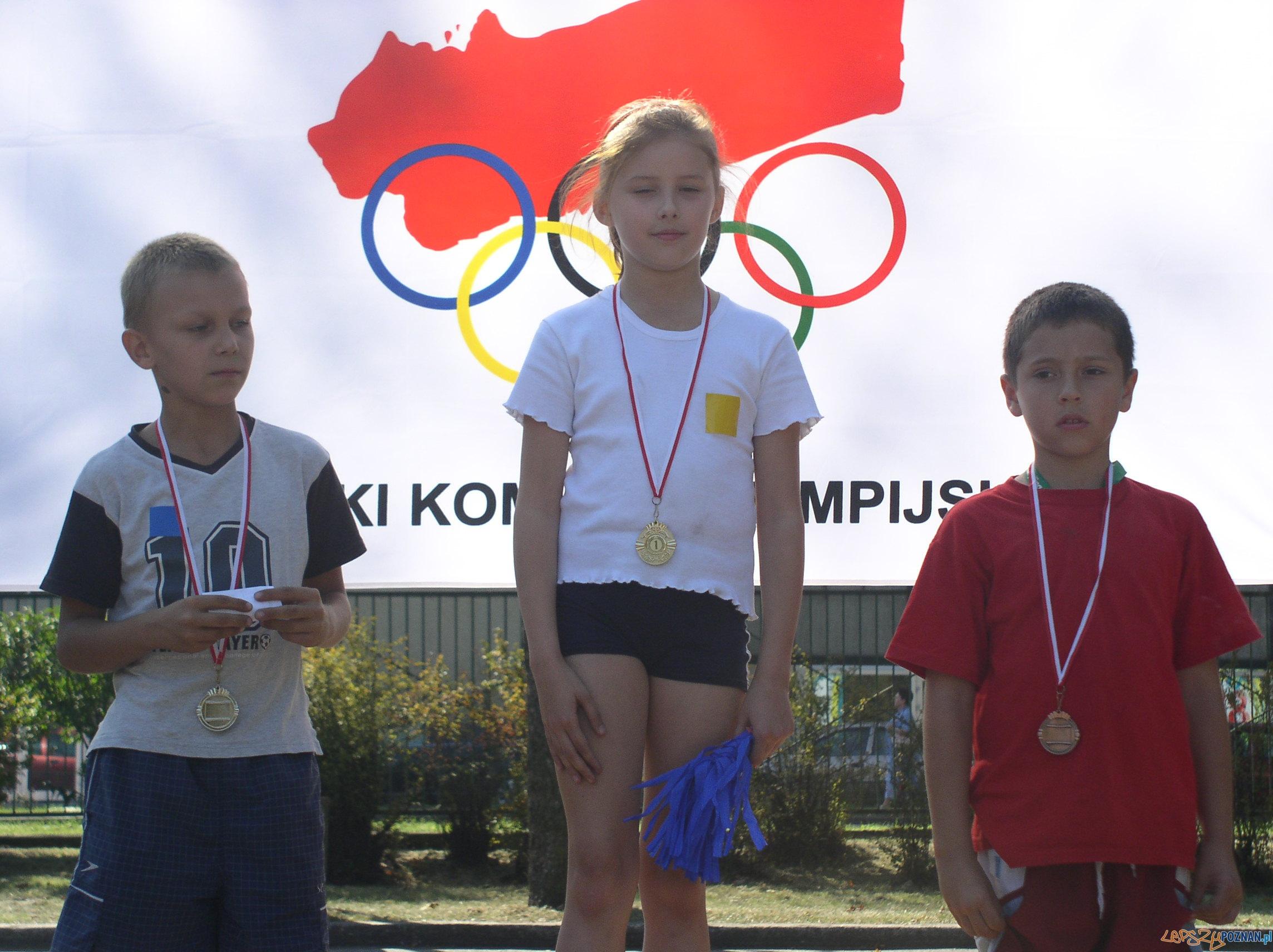 Olimpiada Sportowa Przedszkolaków i Pierwszaków  Foto: materiały prasowe