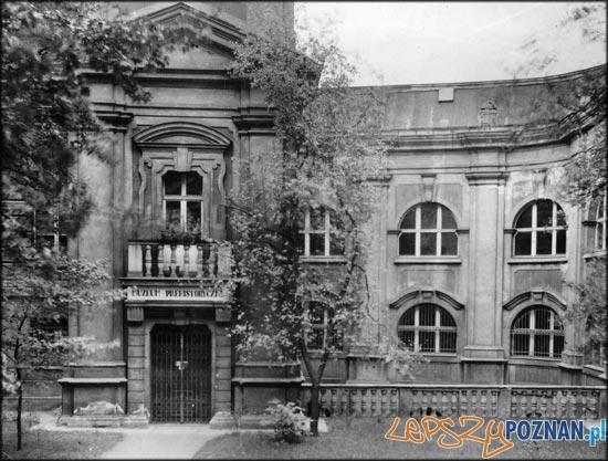Muzeum Prehistotyczne powstałe w 1945 roku, w siedzibie PTPN-u  Foto: Muzeum Archeologiczne