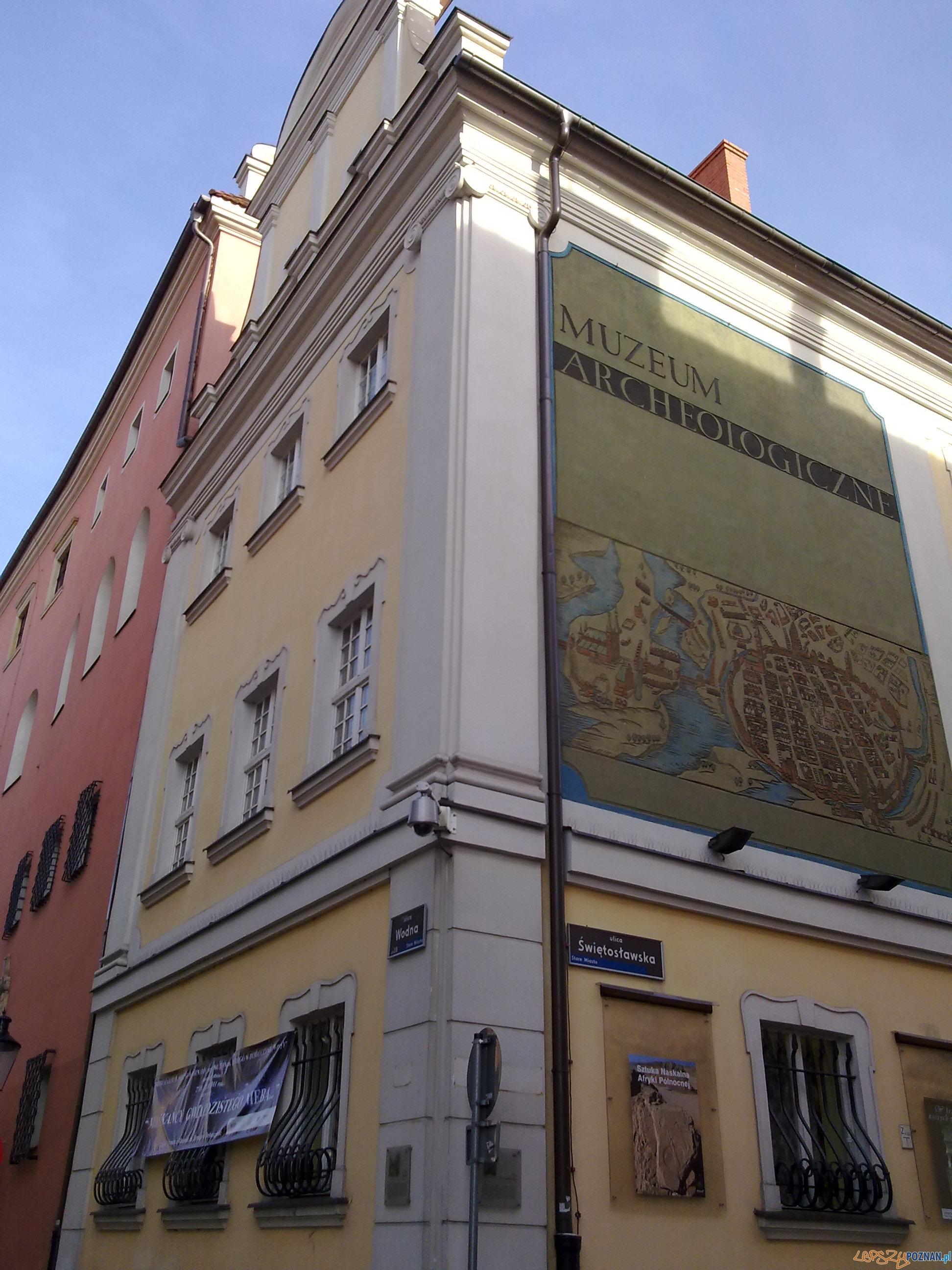 Muzeum Archeologiczne (2011)  Foto: Tomasz Dworek