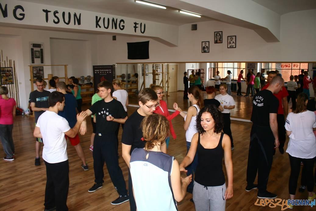 Zajęcia z samoobrony  Foto: fb.com / Wing Tsun Kung Fu Wrocław