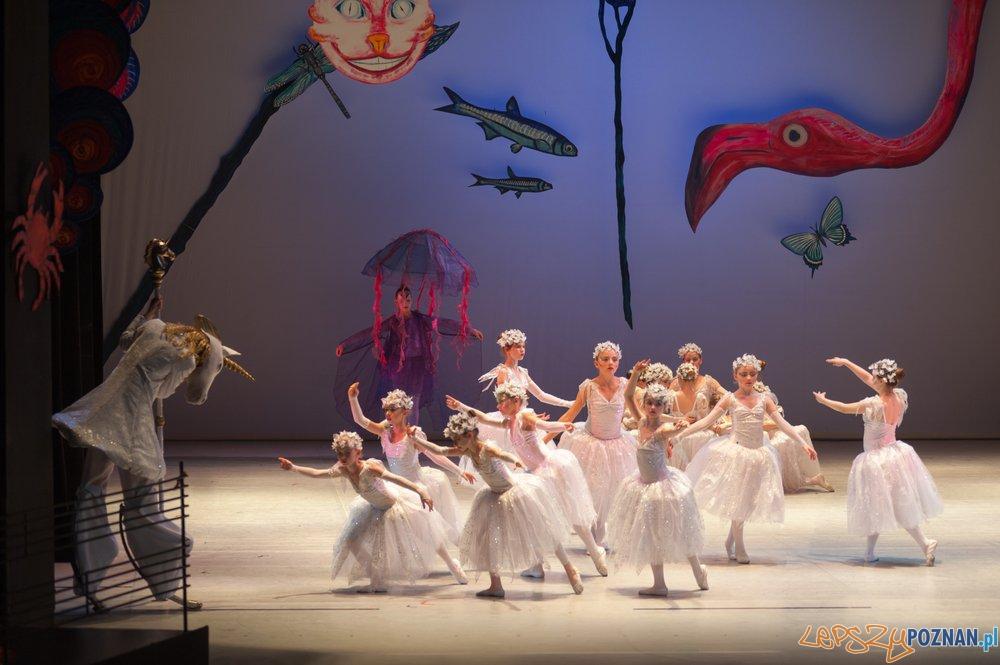 Alicja w Krainie Czarów  Foto: materiały Szkoły Baletowej