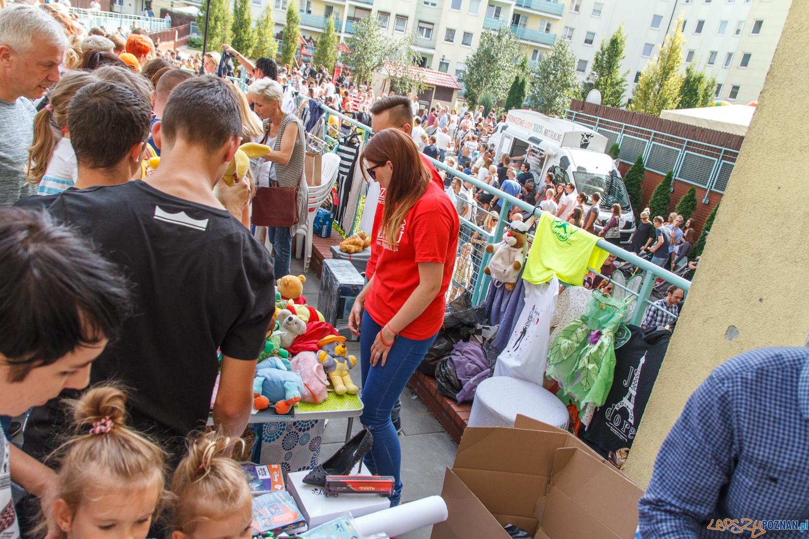 Kiermasz Asi dla Mamy poruszył Poznaniaków - Osiedle Batorego  Foto: LepszyPOZNAN.pl / Paweł Rychter