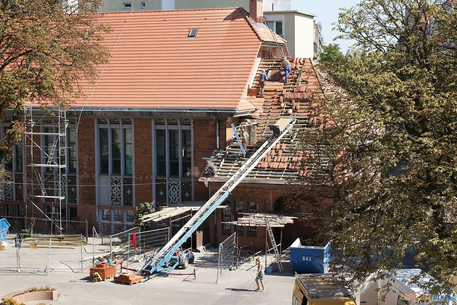 Szkoła przy ul. Prądzyńskiego na Wildzie  Foto: UMP