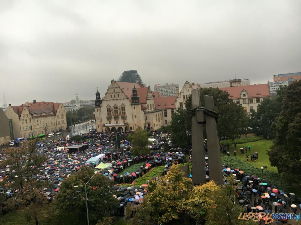 Czarny Protest  Foto: Iza
