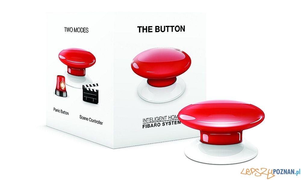 Fibaro the button  Foto: materiały prasowe