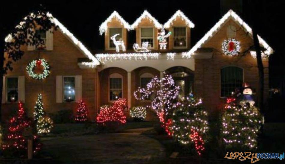 Konkurs na najpiękniejszą świąteczną dekorację  Foto: facebook / Swarzędz