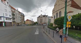 Wilda, Wierzbięcice  Foto: Google Street View