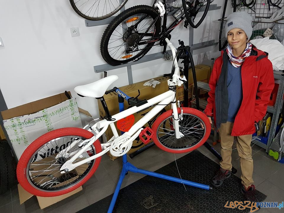 Tak powstawał specjalny rower na 25 Finał WOŚP w Murowanej Goślinie  Foto: