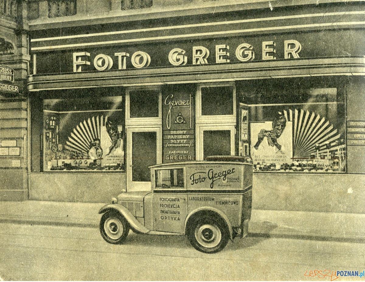 Foto Greger  Foto: Piotr Gawron / optyczne.pl