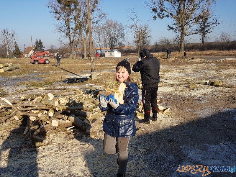 Mieszkańcy wzięli sprawy w swoje ręce  Foto: UMiG Oborniki