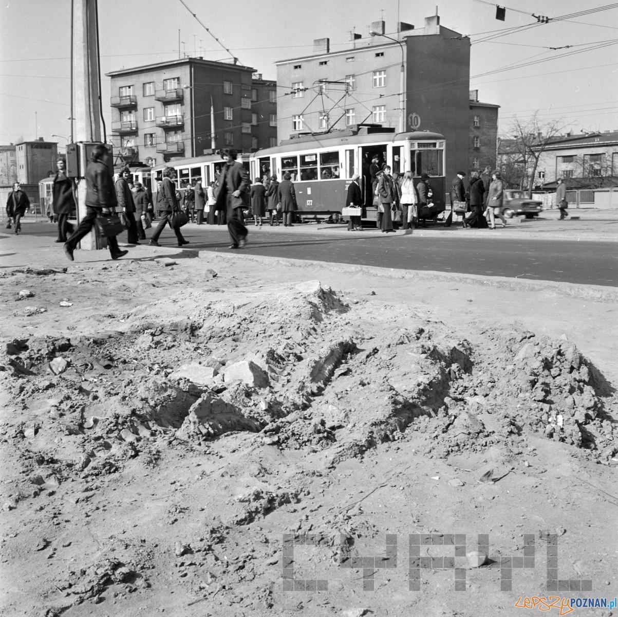 Ulica Hetmańska - 12.03.1974  Foto: Stanisław Wiktor / Cyryl