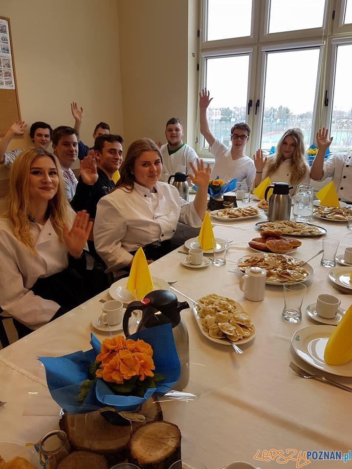 Wielokulturowość od kuchni - kuchnia ukraińska  Foto: fb / Swarzędzka Jedynka