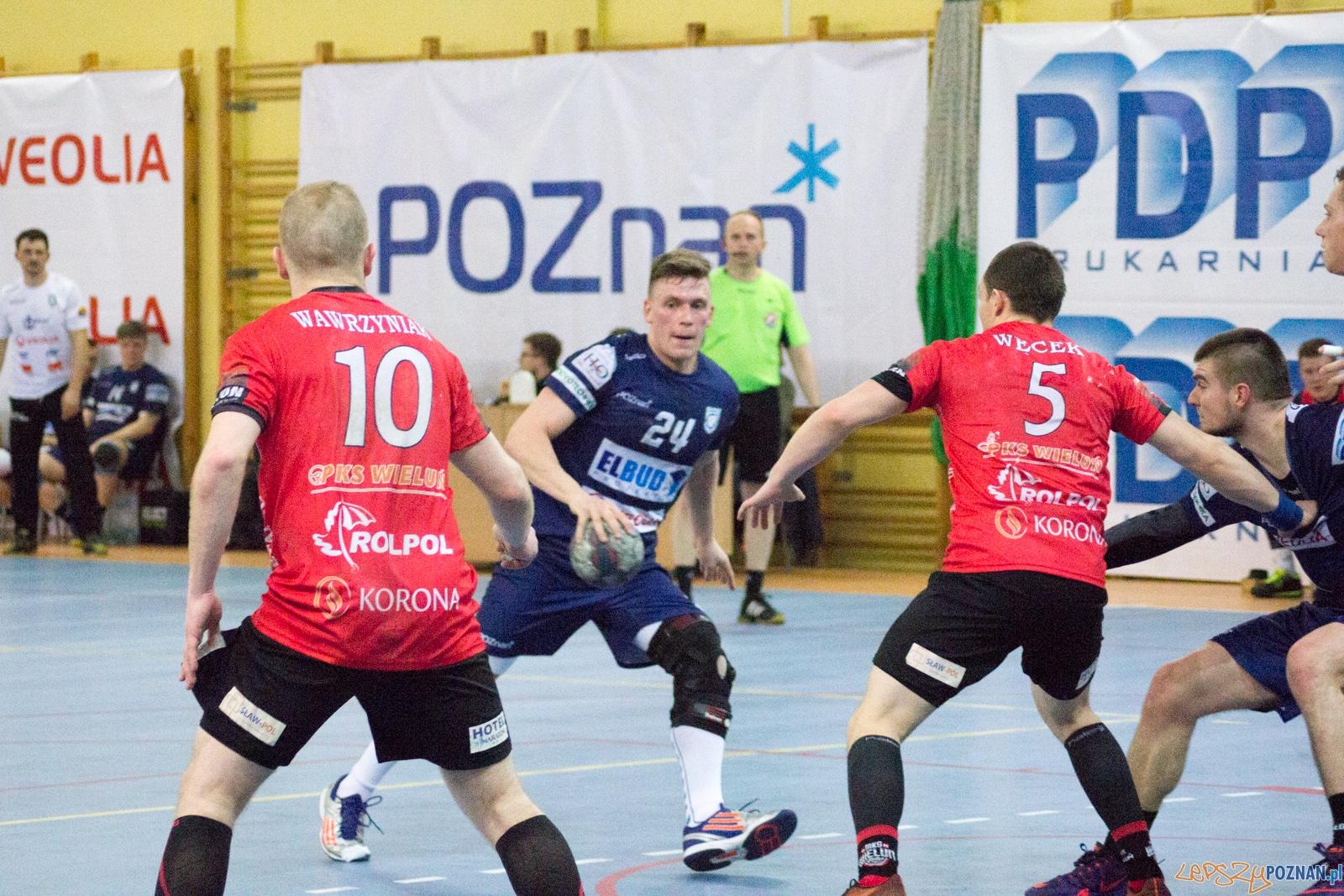 WKS Grunwald - MKS Wieluń  Foto: lepszyPOZNAN.pl / Ewelina Jaśkowiak