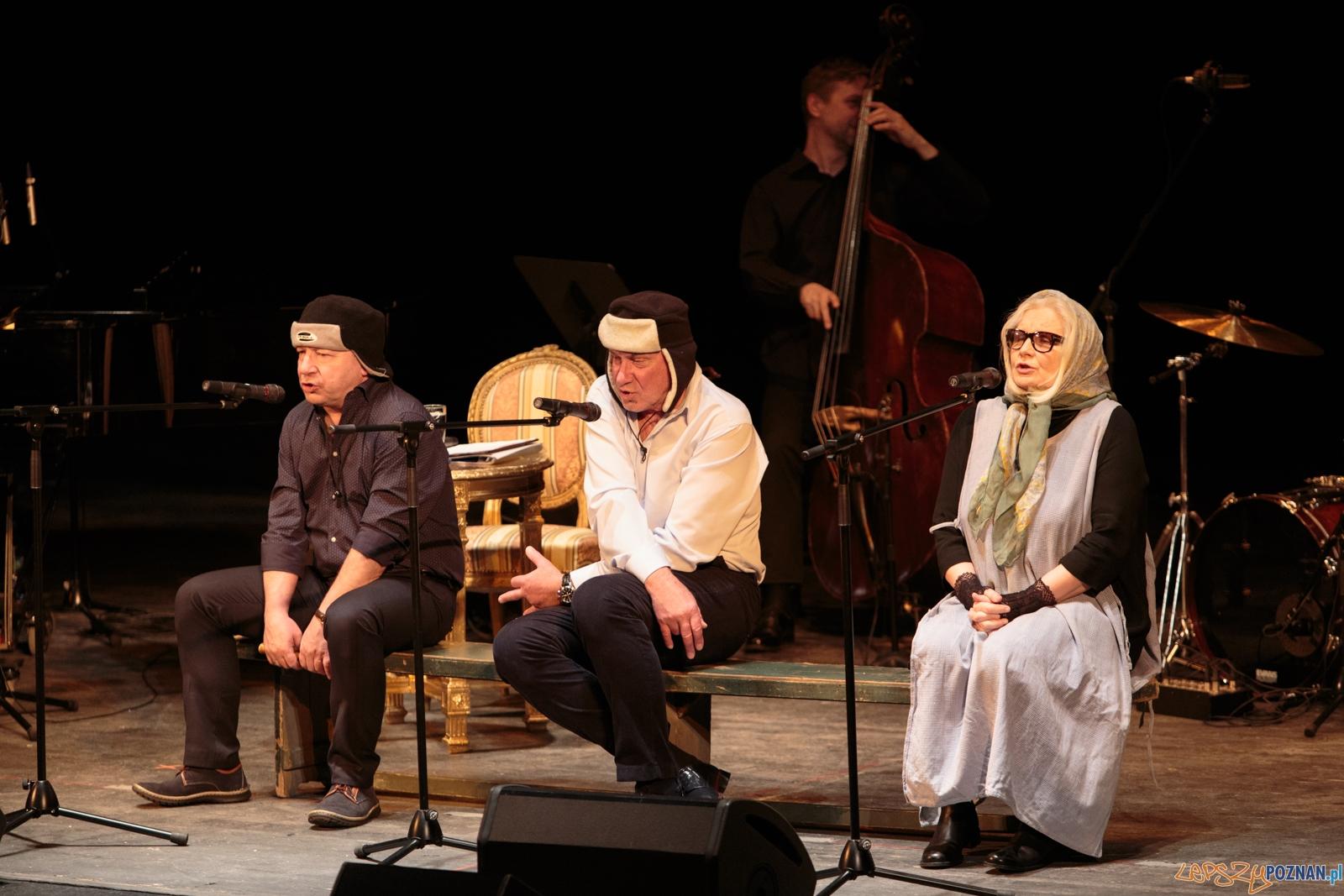 Piosenki Starszych Panów - Teatr Wielki - Poznań 03.04.2017 r.  Foto: LepszyPOZNAN.pl / Paweł Rychter