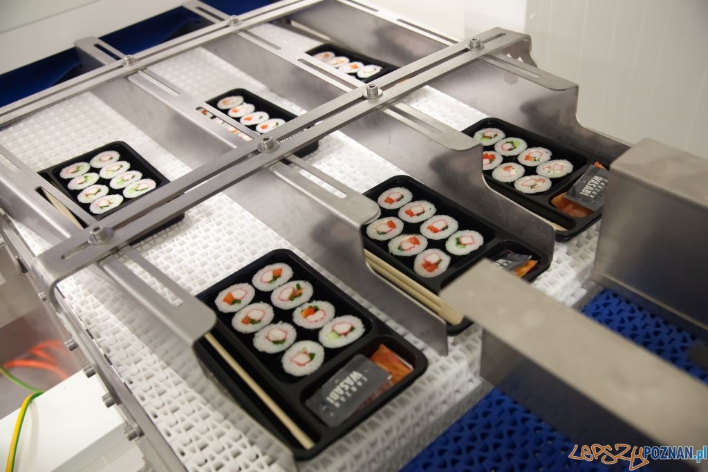 Sushi Factory  Foto: materiały prasowe