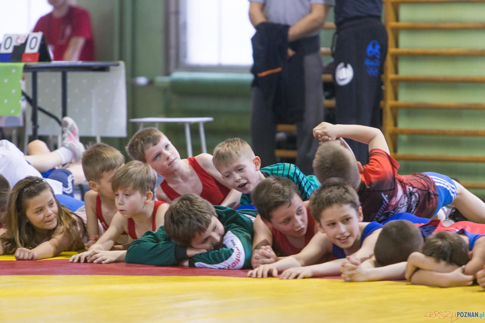 Turniej Wielkanocny - WKS Grunwald  Foto: lepszyPOZNAN.pl / Piotr Rychter