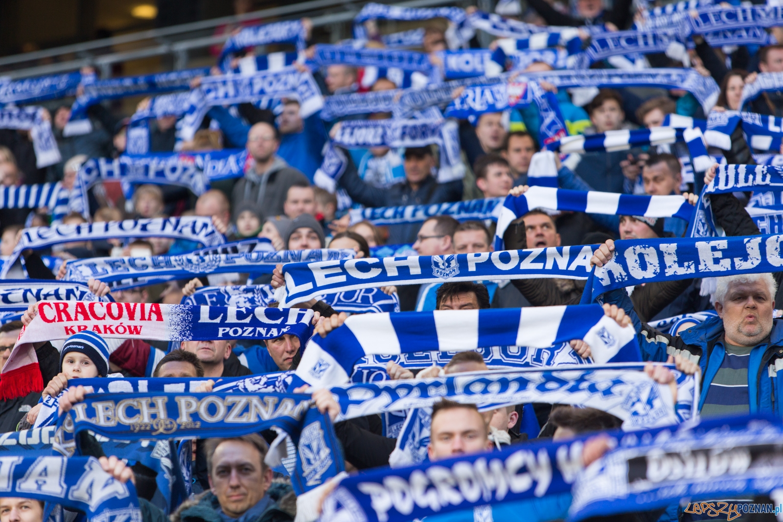 30. kolejka Lotto Ekstraklasy - Lech Poznań - Ruch Chorzów  Foto: lepszyPOZNAN.pl / Piotr Rychter