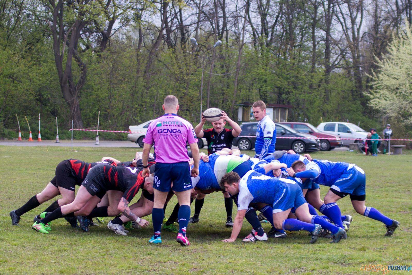 Chaos Poznań - Alfa Bydgoszcz  Foto: lepszyPOZNAN.pl / Ewelina Jaśkowiak
