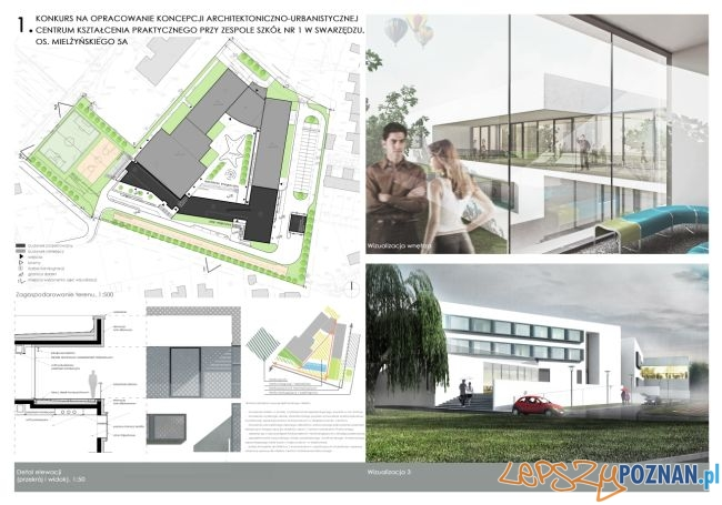 Rozbudowa Centrum Kształcenia Praktycznego  Foto: