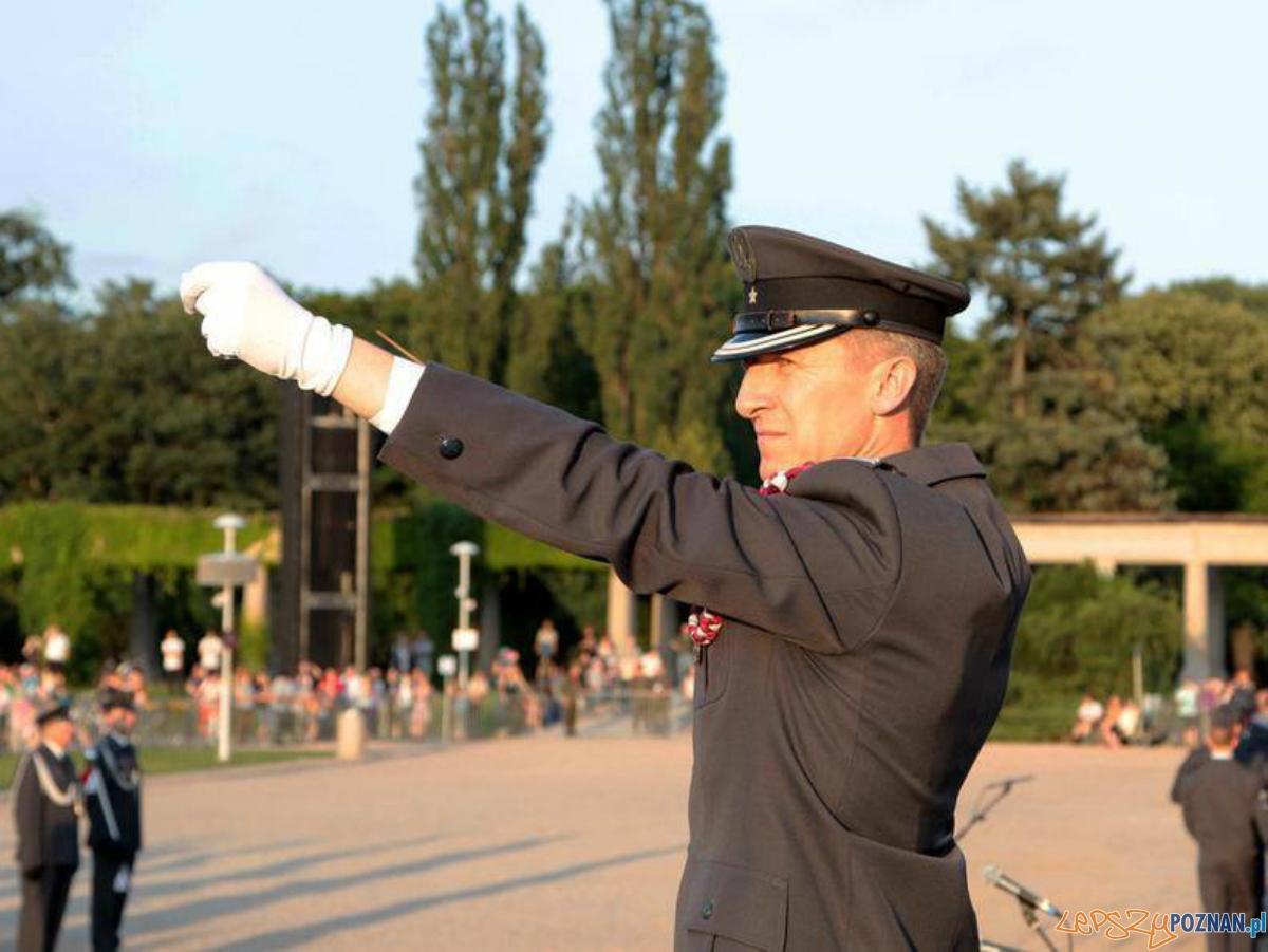 Paweł Joks, Dowódca Orkiestry Reprezentacyjnej Sił Powietrznych RP  Foto: