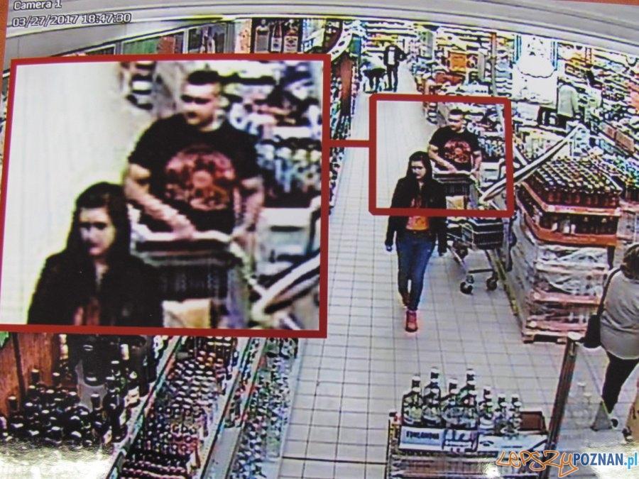 Okradali sklepy spożywcze - kim są?  Foto: monitoring