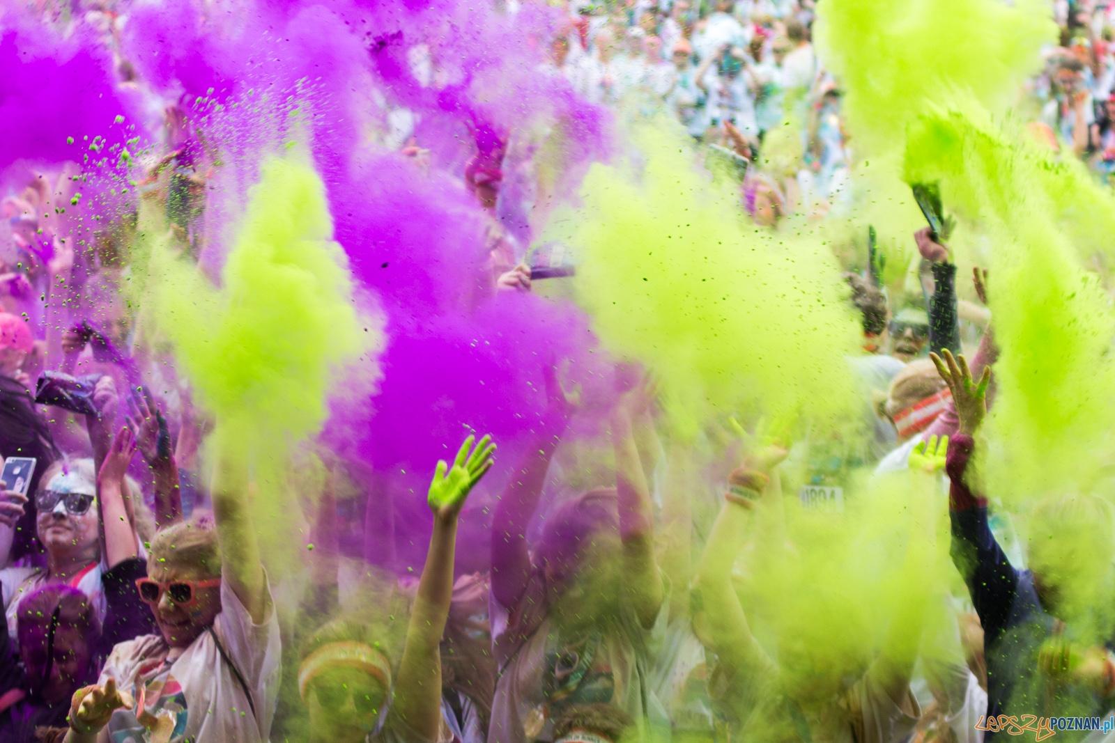 The Color Run  Foto: lepszyPOZNAN.pl / Ewelina Jaśkowiak