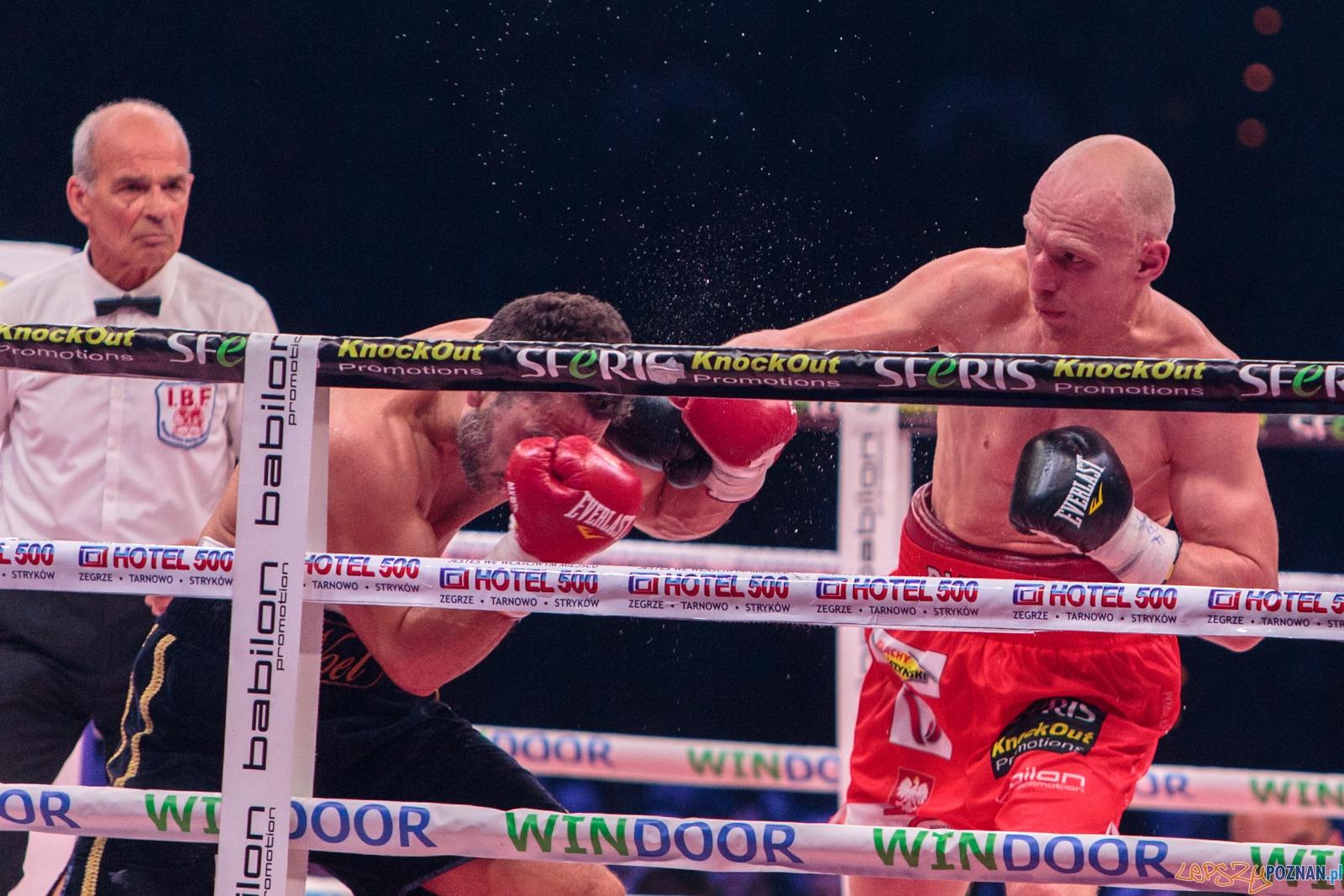 Gala Poznań Boxing Night - Krzysztof 'Diablo' Włodarczyk vs No  Foto: Pawel Rychter