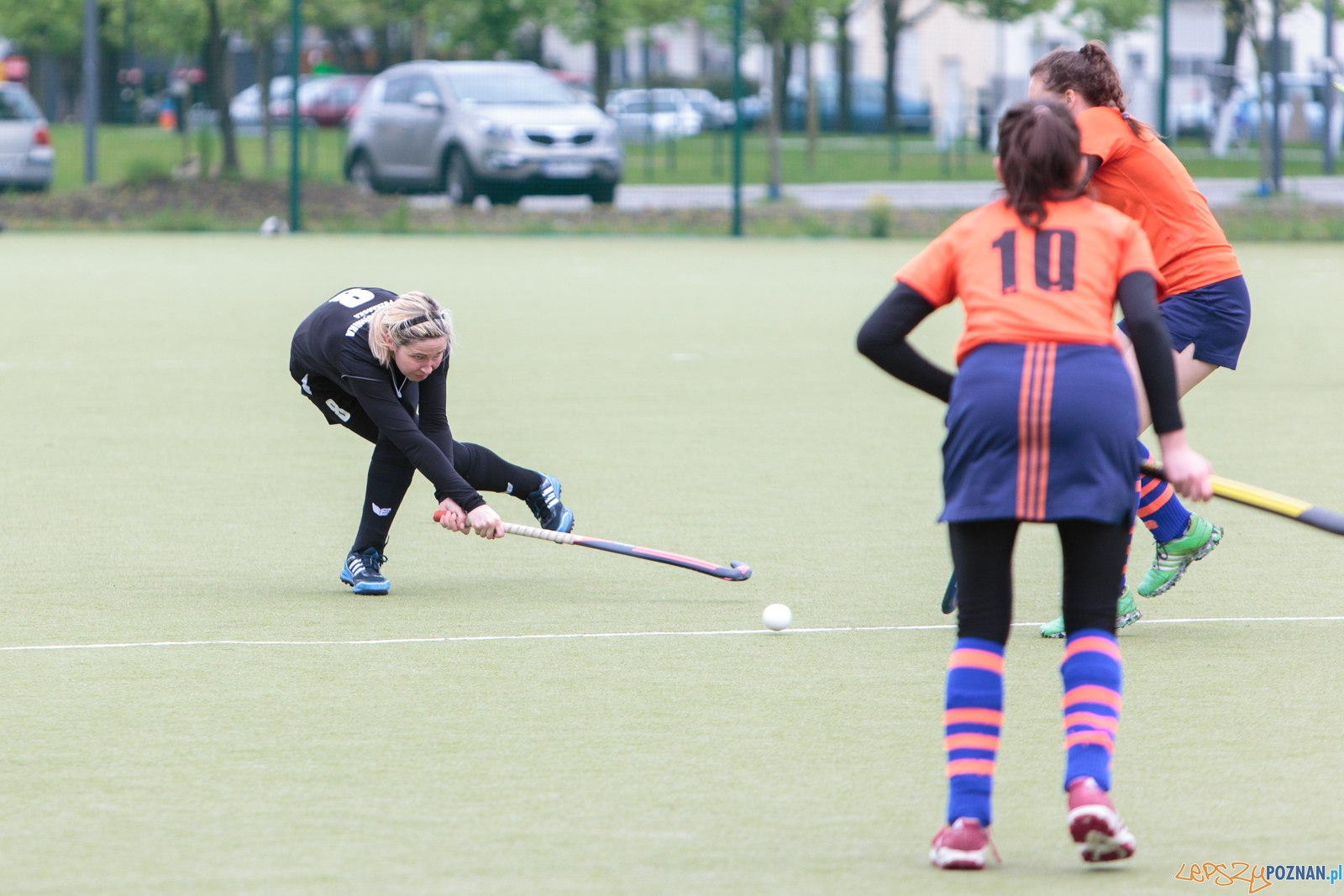 AZS Politechnika Poznańska - KS Hokej-Start-Brzeziny 0-0 (k.z.2  Foto: LepszyPOZNAN.pl / Paweł Rychter
