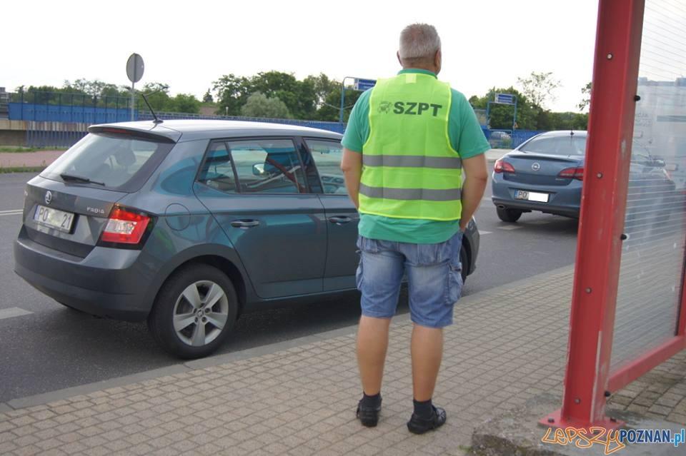 Dryndziarze polują na kierowców Ubera  Foto: fb / Stowarzyszenie Zawodowe Poznańskich Taksówkarzy
