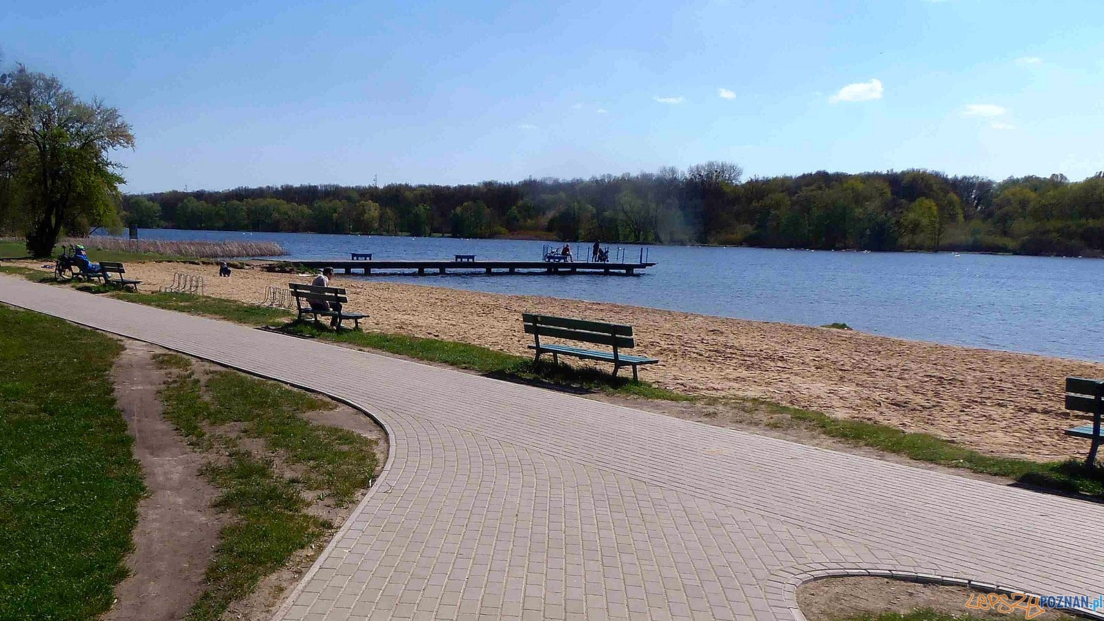 Kąpielisko Jezoro Rusałka  Foto: POSiR