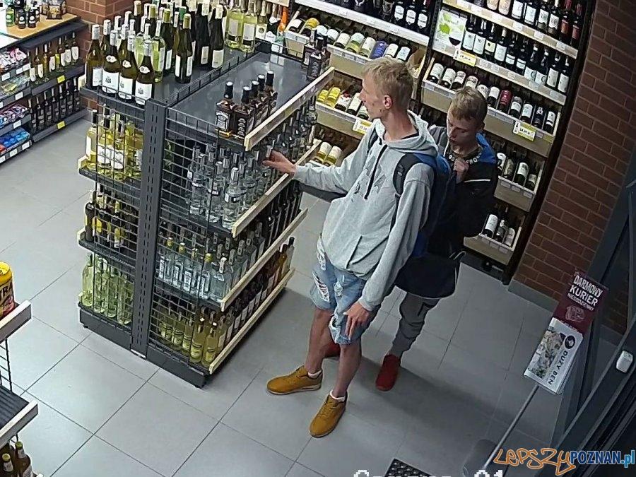 Ukradli ze sklepu 27 butelek whisky!  Foto: monitoring
