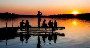 Jezioro  Foto: Dawid Zawila
