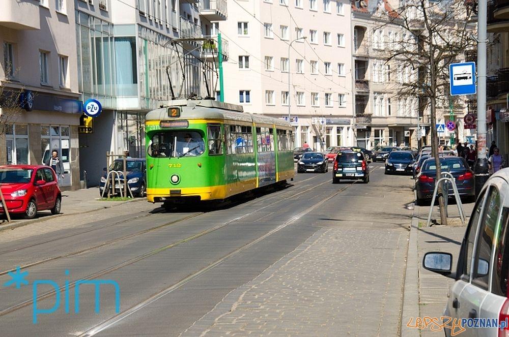 Dolna Wilda - tu powstaną przystanki wiedeńskie (3)  Foto: Krzysztof Kaczanowski / PIM