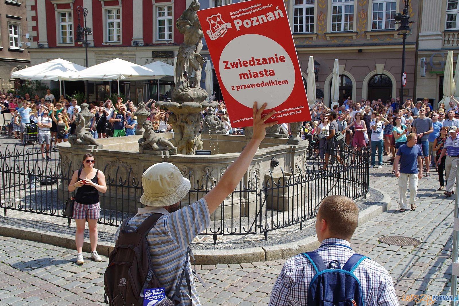 Przewdnicy - przechadzki po Poznaniu  Foto: PoPoznaniu.pl / materiały informacyjne