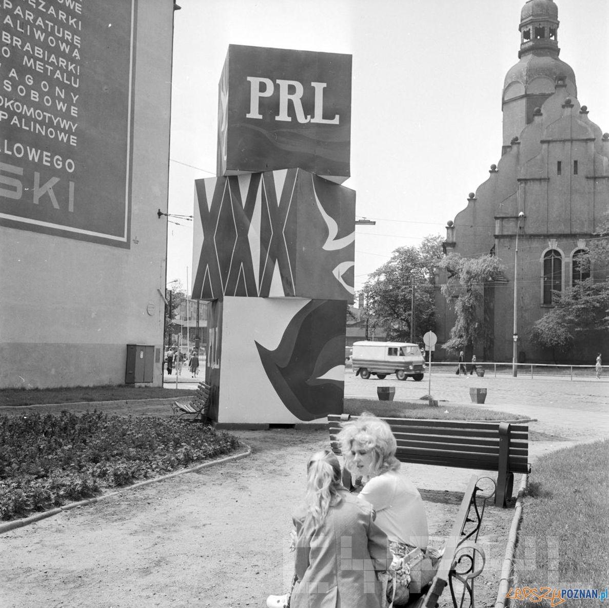 Rynek Wildecki XXX PRL 15.07.1974  Foto: Stanisław Wiktor / Cyryl