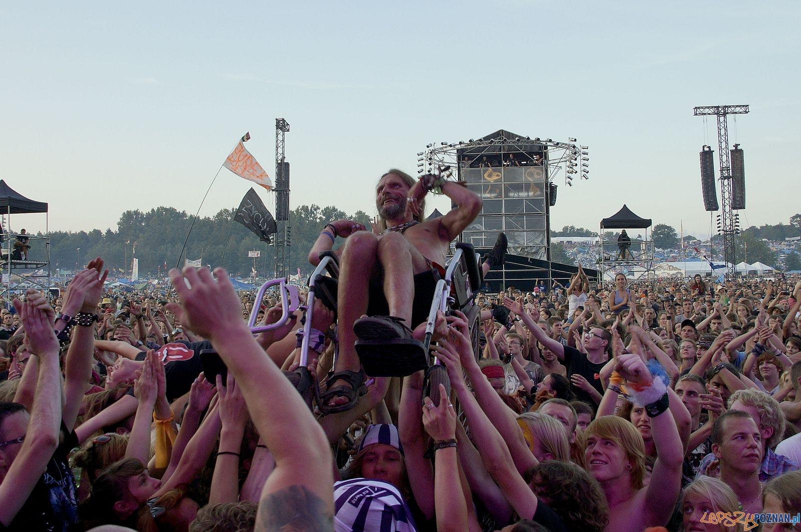 Przystanek Woodstock  Foto: wikipedia / CC