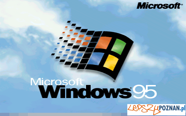 Windows 95  Foto: internet