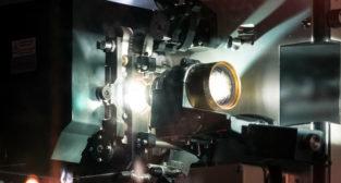 Projektor kinowy  Foto: Samuel Zeller