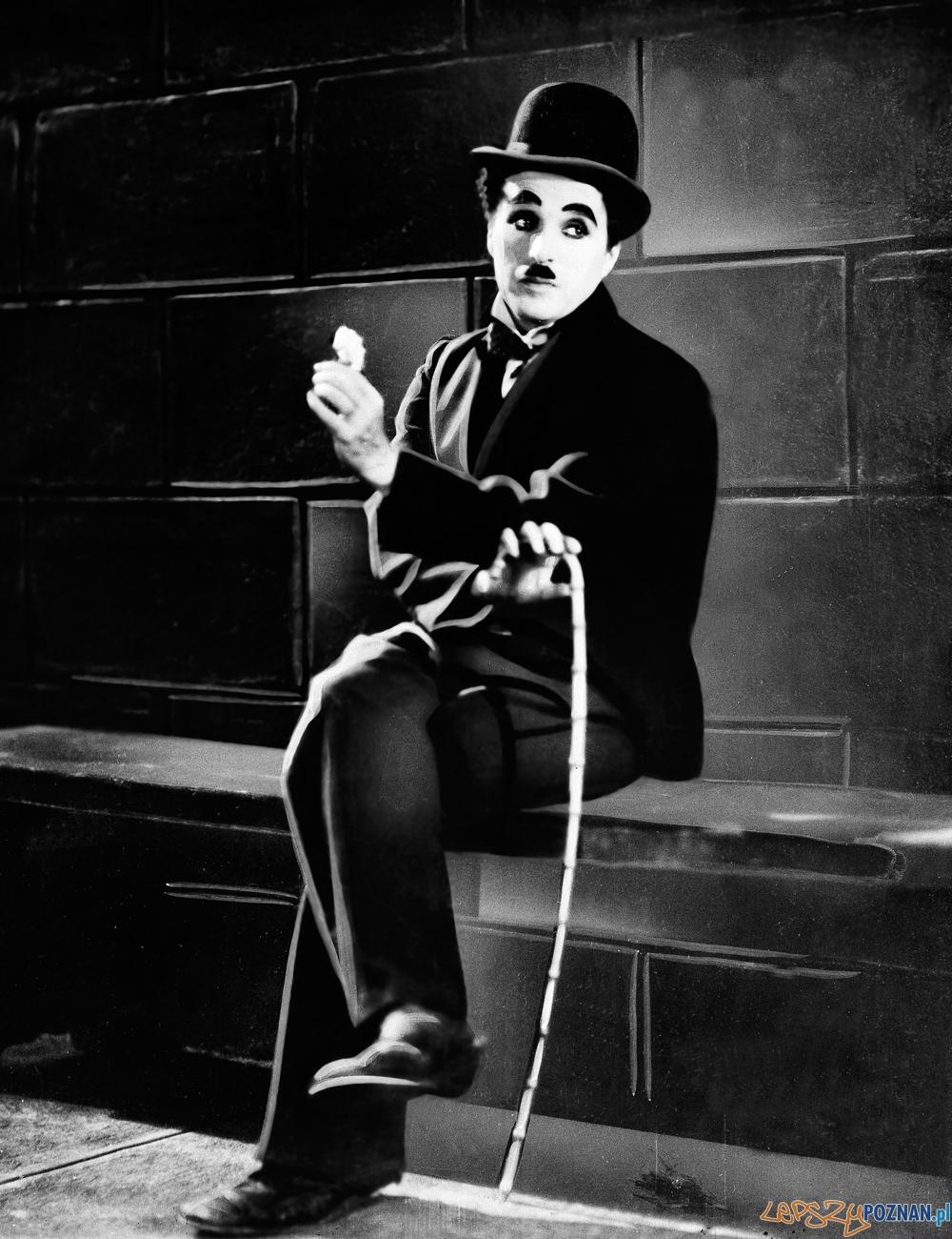 Charlie Chaplin  Foto: materiały prasowe
