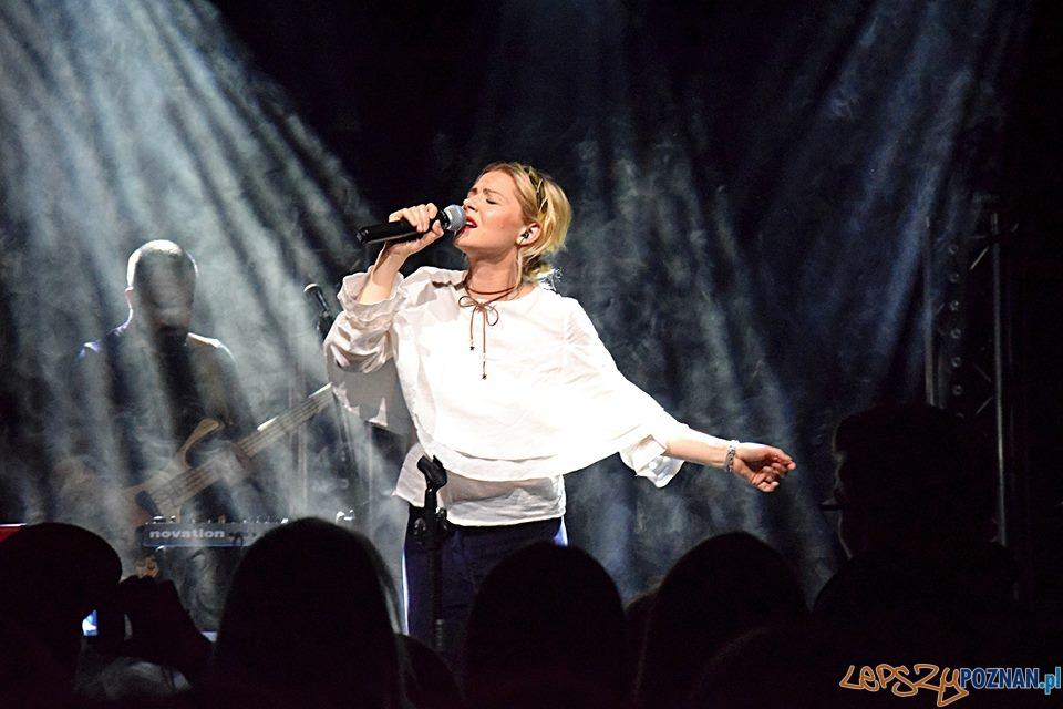 Ania Karwan w Poznaniu  Foto: Dominika Mrówczyńska / All About Music Concert Photography