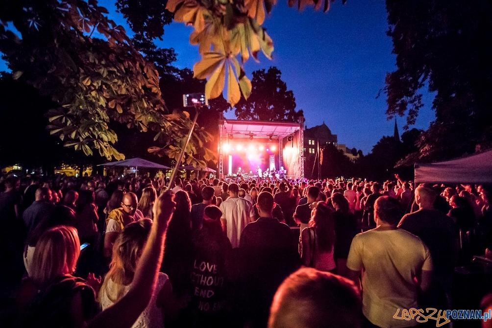 Miejskie Granie, koncert Miuosha  Foto: Jakub Wittchen