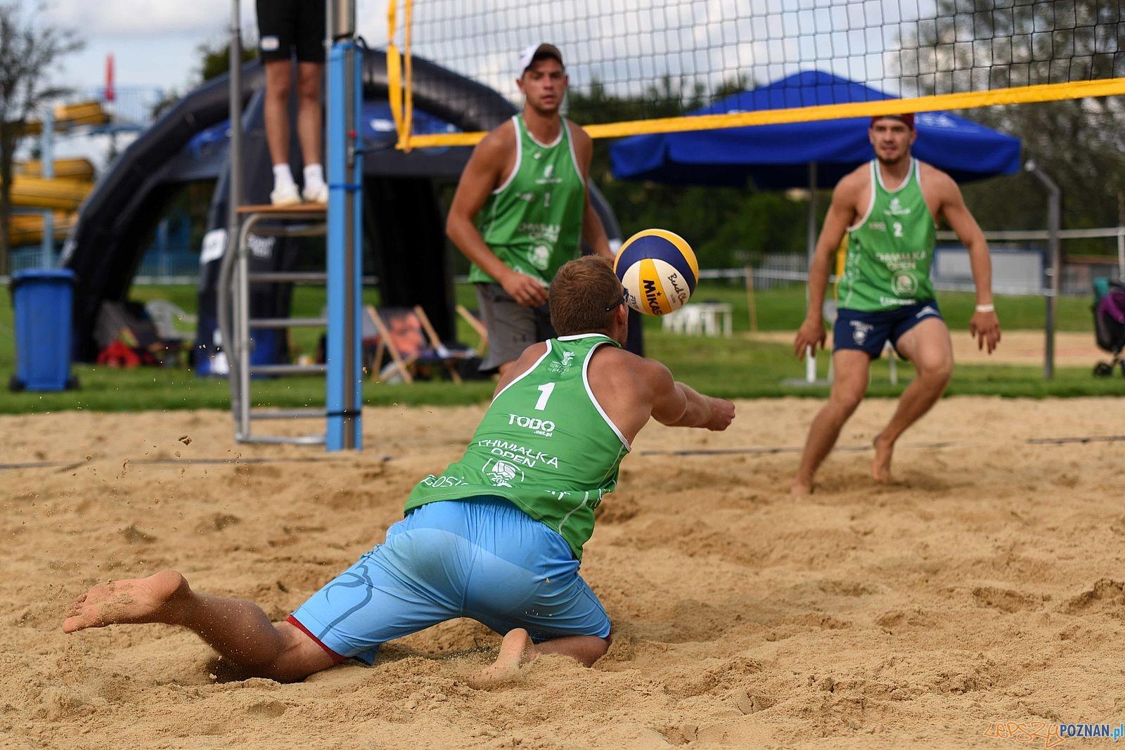 Chwiałka Open - siatkówka plażowa  Foto: B. Guziałek / POSiR
