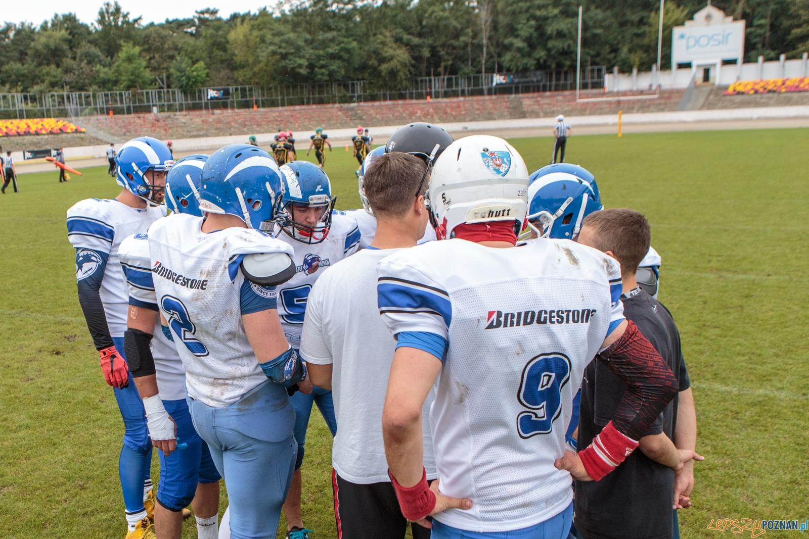 Kozły Poznań B – Warriors Lubin 18:0 (finał) (finał) - 17.  Foto: LepszyPOZNAN.pl / Paweł Rychter