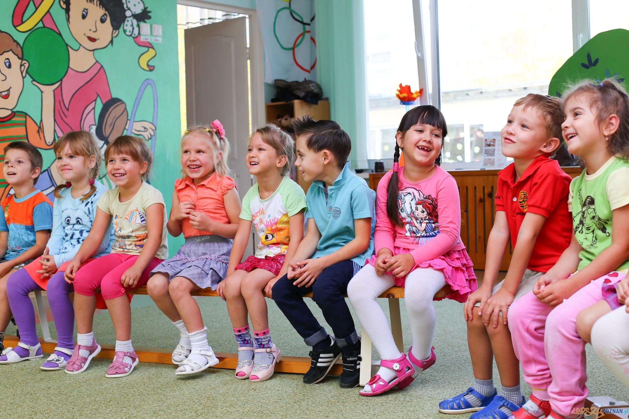 Zabawa i nauka w przedszkolu integracyjnym  Foto: mat. prasowe