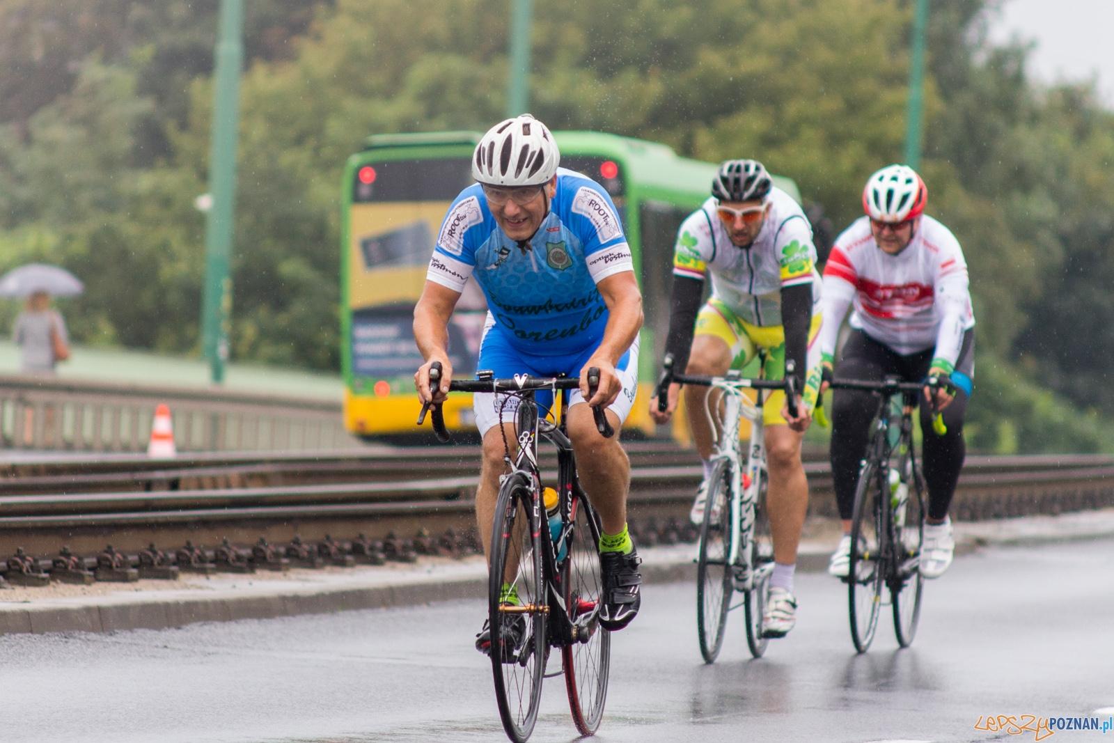Skoda Poznań Bike Challenge  Foto: lepszyPOZNAN.pl / Ewelina Jaskowiak