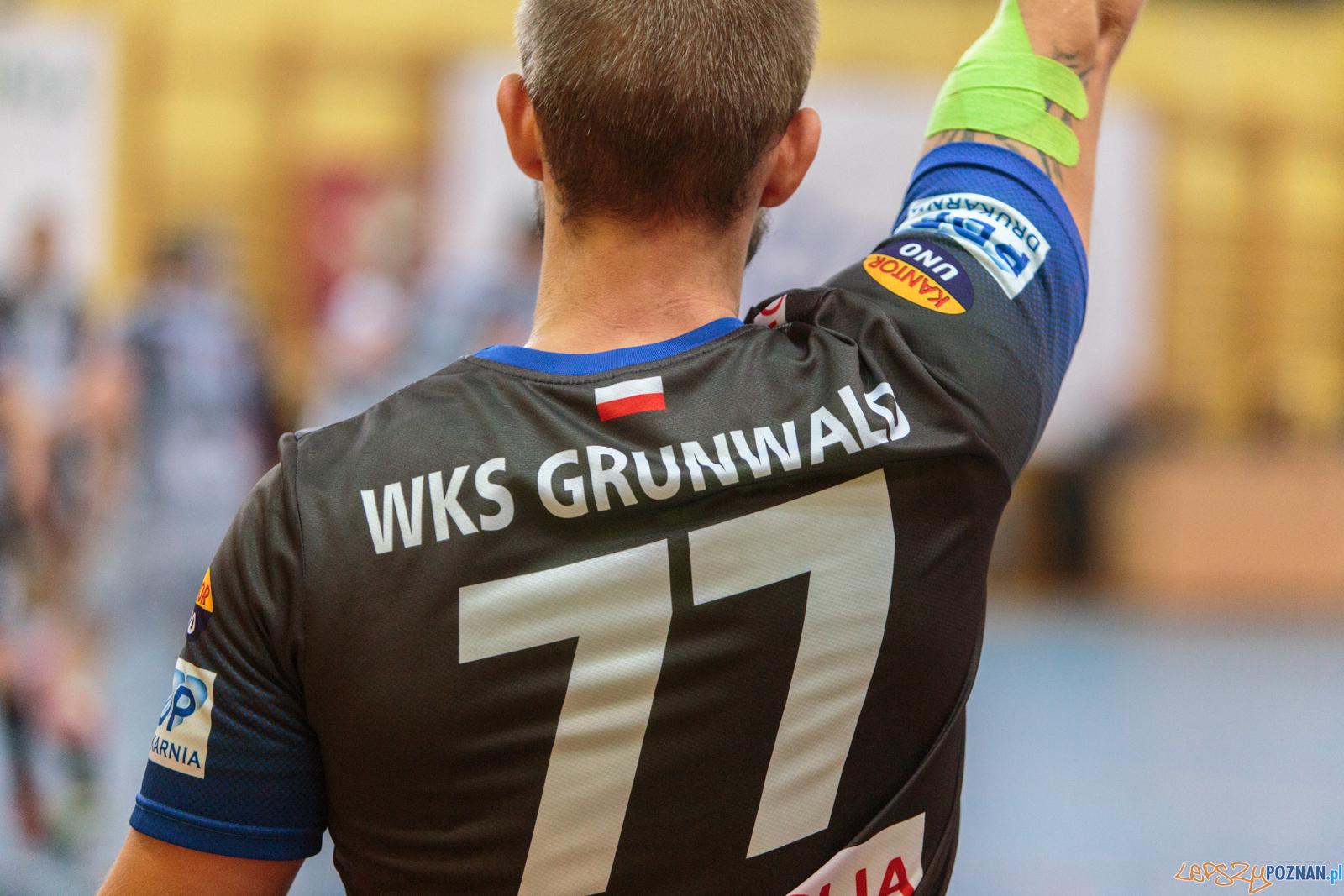 WKS Grunwald Poznań - KPR Gwardia Koszalin - Poznań 30.09.2017  Foto: LepszyPOZNAN.pl / Paweł Rychter