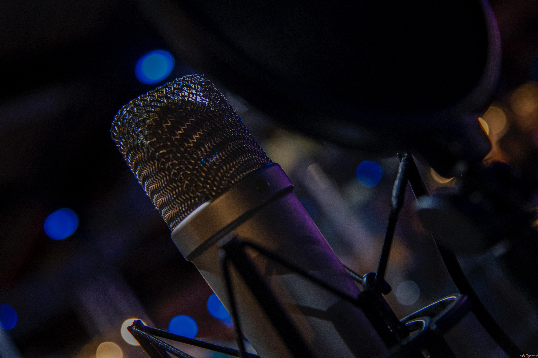 Mikrofon  Foto: Ben Koorengevel