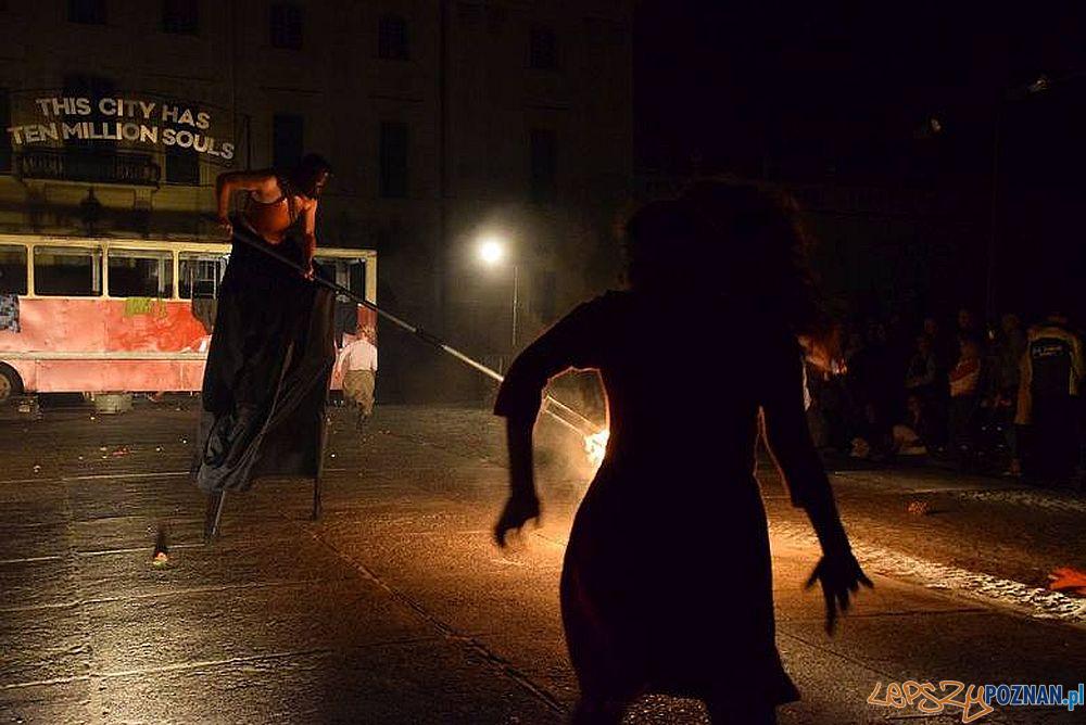 Cisza w TroiTeatru Biuro Podróży  Foto: facebook Teatr Biuro Podróży