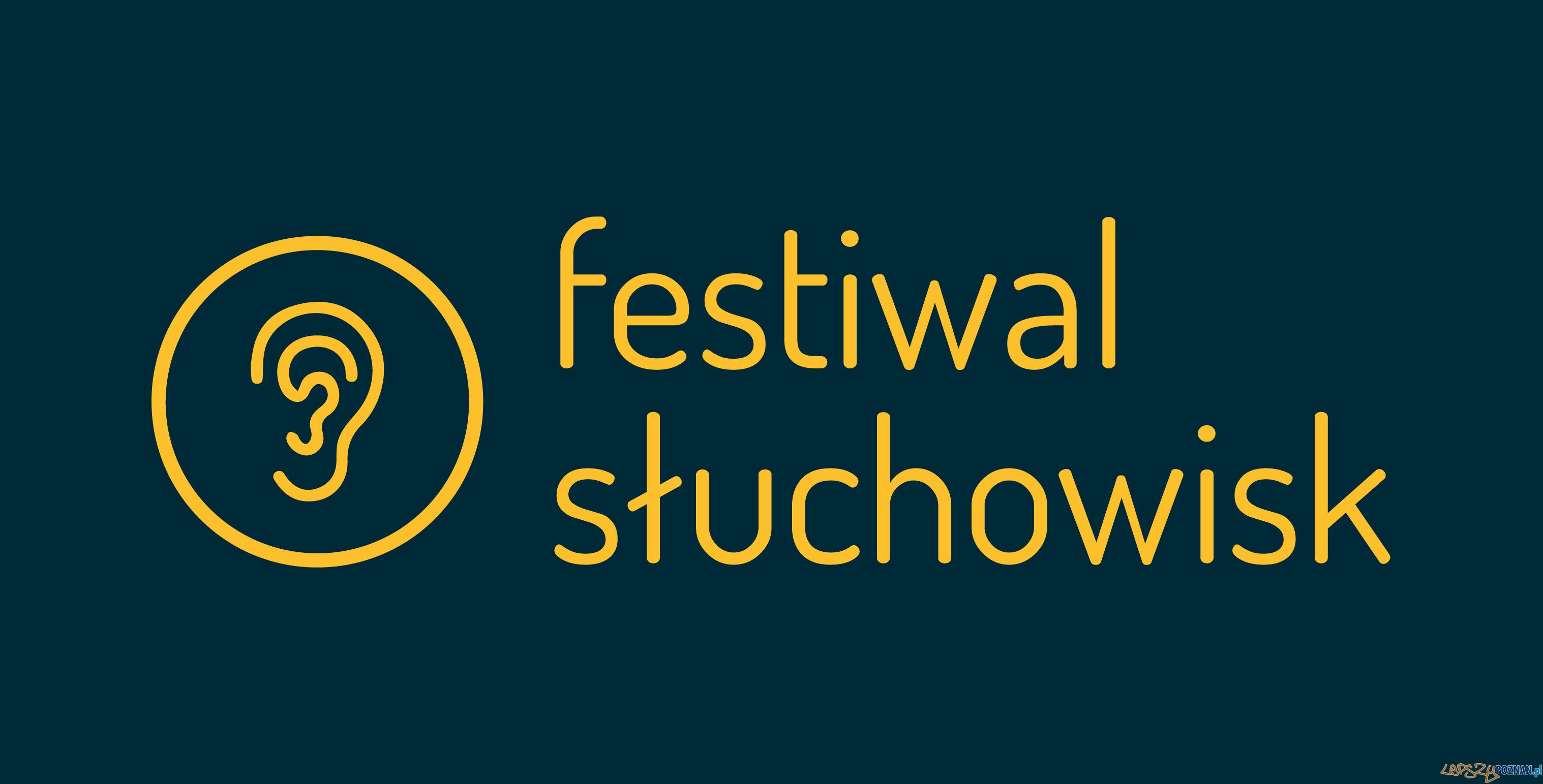 Festiwal Słuchowisk  Foto: materiały prasowe