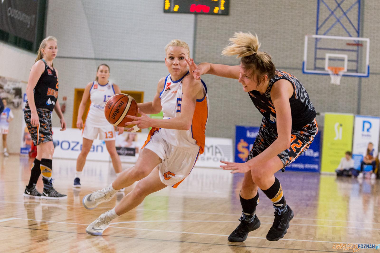 Pomarańczarnia MUKS Poznań – UKS Basket SMS Aleksandrów Łódzki 85:91 - Poznań 25.11.2017 r.  Foto: LepszyPOZNAN.pl / Paweł Rychter